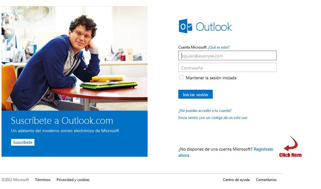 porque abrir una cuenta de correo outlook