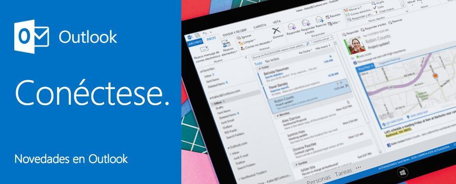 como ingresar a la bandeja de entrada en Outlook.com