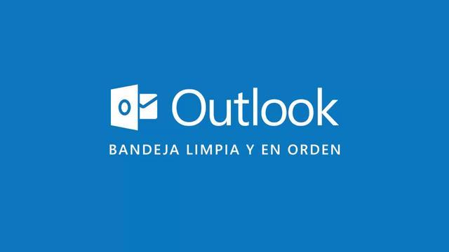 filtros para el correo Outlook.com