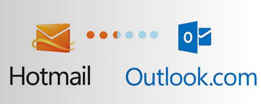 utilizar hotmail y outlook