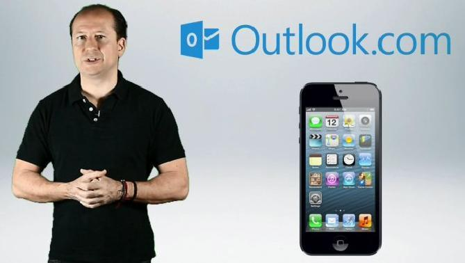 aplicaciones Outlook y smartphones