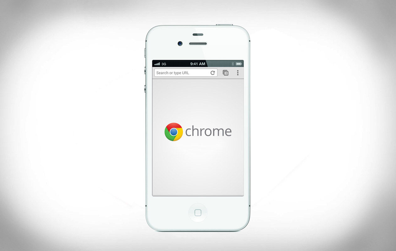 chrome app para android y ios